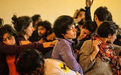 Centro de  Experimentación Escénica Una plataforma de gestión para la danza contemporánea desde el Sur
